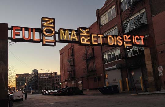 PHOTO: Fulton - Randolph Market District